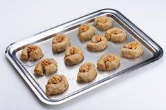 Turkish baklava dessert Stock Photo