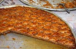 Turkish baklava 1 Stock Photography