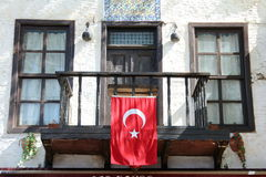 Turkish Balcony Royalty Free Stock Images