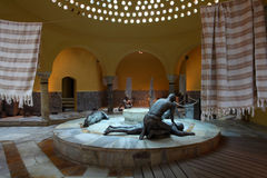 Turkish bath. In acre israel Stock Images