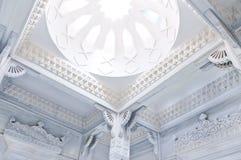 Turkish Bath. Inside of an ancient and traditional  Turkish bath, hamam Royalty Free Stock Photos