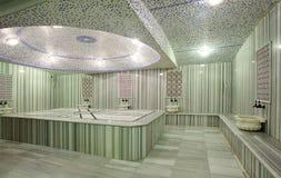 Turkish Bath. Sauna Porcelain chinaware Stock Images