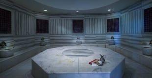 Turkish Bath. Classic Turkish Bath of a resort Royalty Free Stock Photography