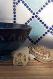 Turkish bath, hamam Stock Images