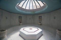 Turkish bath. (Hamam) interior in Marmaris Royalty Free Stock Photo