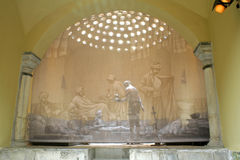 Turkish bath in israel Royalty Free Stock Photos