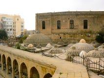 Turkish bath in the old town of Baku