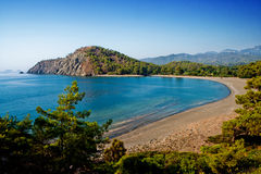 Turkish bay Royalty Free Stock Photos