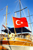 Turkish boats Royalty Free Stock Photos