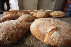 Turkish Bread. In bakery, Turkey Stock Photos