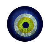 Turkish broken evil eye Royalty Free Stock Photo