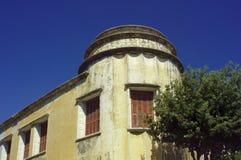 Turkish building Stock Image
