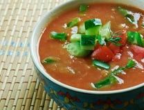 Turkish bulgur soup Royalty Free Stock Photos