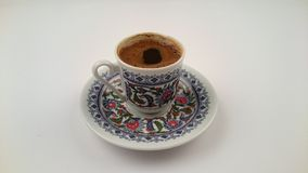 Turkish cafe Royalty Free Stock Images