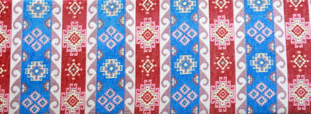 Turkish carpet. Stock Photos