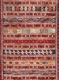 Turkish carpet Royalty Free Stock Image
