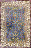 Turkish Carpet Background. Traditional middle eastern turkish and persian carpet background Royalty Free Stock Image