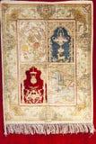 Turkish Carpet Background Stock Images