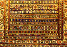 Turkish Carpet Background Stock Photos