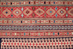 Turkish Carpet Stock Photography