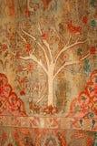 Turkish carpet pattern Royalty Free Stock Photo