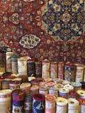 Turkish Carpet Stock Photography