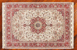 Turkish carpet. Very high quality, hand craftsmanship Turkish carpets Royalty Free Stock Photo