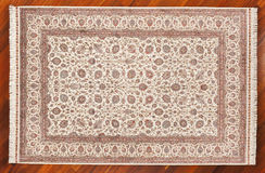 Turkish carpet. Very high quality, hand craftsmanship Turkish carpets Royalty Free Stock Photo