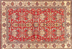Turkish carpet. Very high quality, hand craftsmanship Turkish carpets Royalty Free Stock Images