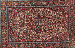 Turkish carpet Royalty Free Stock Photography