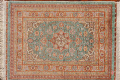 Turkish carpet Stock Images