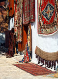 Turkish carpets Royalty Free Stock Image