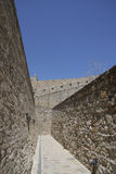 Turkish castle Cesme Turkey Royalty Free Stock Image