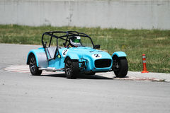 Turkish Caterham Super 7 Cup Royalty Free Stock Photo