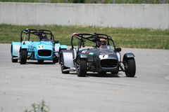 Turkish Caterham Super 7 Cup Royalty Free Stock Photography