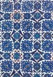 Turkish ceramic Tiles, Istanbul Stock Photography