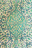 Turkish Ceramic Tiles Stock Image