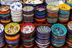 Turkish Ceramics Stock Image