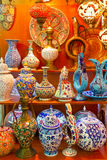 Turkish Ceramics Royalty Free Stock Photo