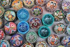 Turkish Ceramics Stock Photo