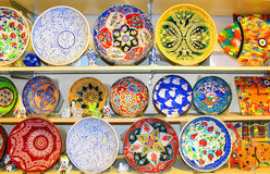 Turkish Ceramics Stock Image