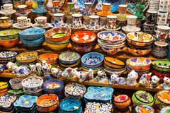 Turkish Ceramics Stock Photos