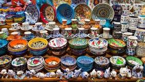 Turkish Ceramics Stock Photos