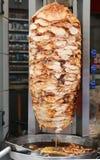 Turkish Chicken Doner Kebab Stock Image