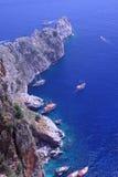 Turkish coast Stock Photos