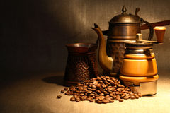 Turkish Coffee Stock Images