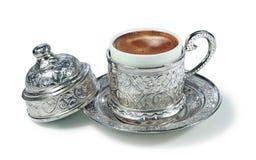 Turkish coffee. Coffee coffee cup Royalty Free Stock Photo