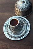 Turkish Coffee. Royalty Free Stock Photography