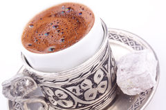 Turkish coffee Royalty Free Stock Image