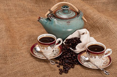 Turkish Coffee Stock Image